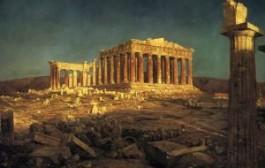Парфенон — самое красивое здание мира