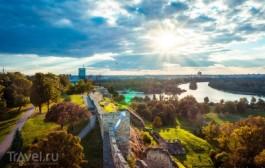 Осенние зарисовки из Белграда