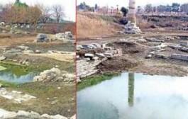 Турция: Одно из античных семи чудес света превратилось в болото