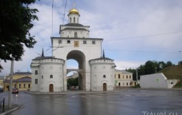 Владимир и Боголюбово, церковь Покрова на Нерли