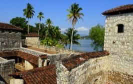 Гватемала. Форт Кастильо-де-Сан-Фелипе