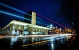 Самый современный автовокзал находится в Каунасе