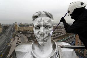 Пока Москву моют, Питер уже сушат