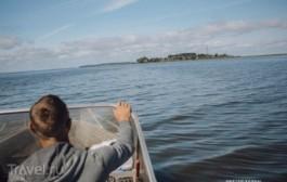 Талабский архипелаг или Псковская Исландия. Остров Залит