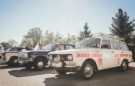 Достижения советского автопрома примут участие в ралли по Крыму