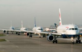 В российских аэропортах было задержано более 3 000 рейсов в Европу