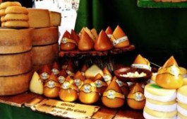 Испания: Кадис вошёл в Европейский сырный тур