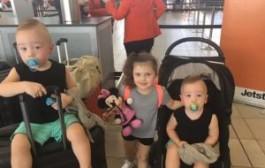 Австралия: Jetstar внесла двухлетнего малыша в «чёрный список»