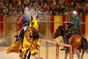 8 марта в Феодосии пройдёт рыцарский турнир