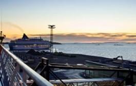 В порту Хельсинки открылся новый пассажирский терминал