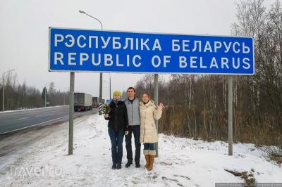 Беларусь: Полоцк. Пад шэрым крывiцкiм небам