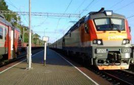 Изменился маршрут по железной дороге до Сочи