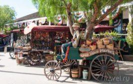 Солнечный Сан-Диего. a Jolla Cove. Sea World. Old Town San Diego