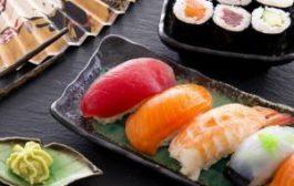 Число японских ресторанов выросло в пять раз