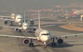 Аэропорт в Мумбаи установил рекорд по числу взлетов и посадок