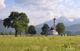 Баварская пастораль. Фюссен, Обераммергау
