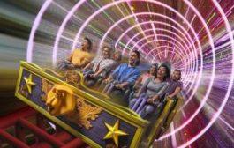 Как встречают Новый год в Dubai Parks and Resorts