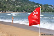 Пляжи Пхукета остались без спасателей