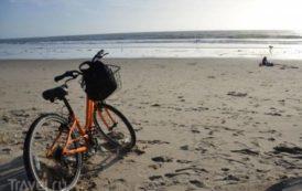 Самый красивый велосипедный маршрут в Лос-Анджелесе