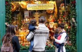Европе подфартило с погодой на Рождество