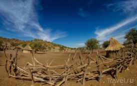 Дамаралэнд. Африка. Намибия