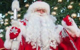 Дед Мороз попробует уличной еды в Калининграде