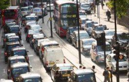 Дороги Великобритании парализовали пробки
