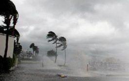 На побережье Гоа обрушились 2-метровые волны