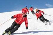 Швейцарские горнолыжные курорты предлагают полдня бесплатного катания