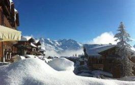 Ситуация на горнолыжных курортах в Альпах после природного коллапса