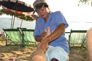 На пляжах Паттайи не останется нелегальных массажистов