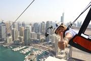 В Дубае открылся самый длинный городской зип-лайн в мире