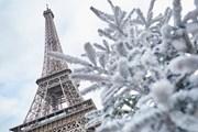 Эйфелева башня закрыта на два дня