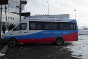 В аэропорту Самары открыта автостанция с рейсами в соседние города