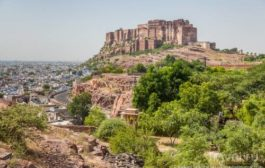 Индия. Раджастан. Джодхпур