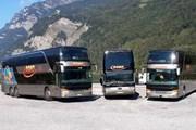 В Швейцарии появятся междугородние автобусные маршруты