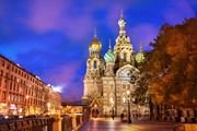 Санкт-Петербург снова назван лучшим направлением в России
