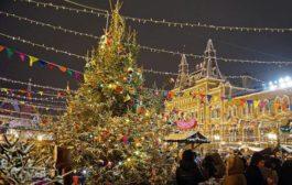 Новогодняя Москва: путешествие в Рождество