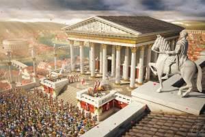 Туристы в Риме совершат путешествие в прошлое за 79 евро