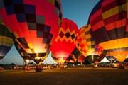 Фестиваль воздушных шаров в Чехии