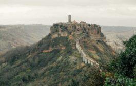 Чивита ди Баньореджо (Civita di Bagnoreggio)