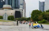 Погружение в Гуанчжоу