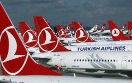 Турецкая авиакомпания признана лучшей в мире