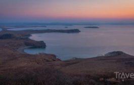 Полуостров Краббе. Приморский край