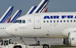 Air France отменила рейсы из-за очередной забастовки