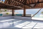 На Мальдивах открылся ледовый каток