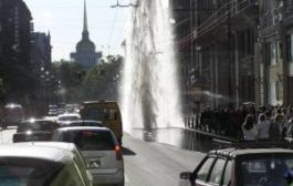В Санкт-Петербурге начинают работать фонтаны