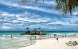 Остров Боракай закрывается на полгода по решению президента