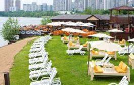 В Москве открываются зоны отдыха с купанием и без
