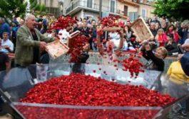 В Италии ждут любителей клубнички на фестиваль